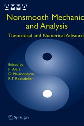 Nonsmooth Mechanics and Analysis by P. Alart