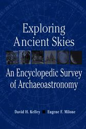 Exploring Ancient Skies by David H. Kelley