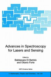 Advances in Spectroscopy for Lasers and Sensing by Baldassare Di Bartolo