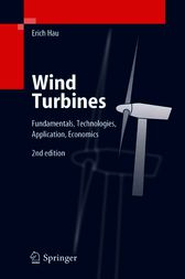 Wind Turbines by Erich Hau