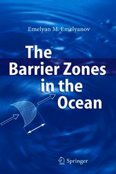 The Barrier Zones in the Ocean by Emelyan M. Emelyanov