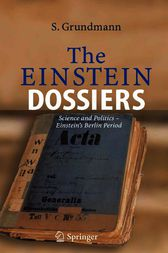 The Einstein Dossiers by Anne Hentschel