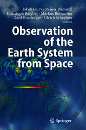 Observation of the Earth System from Space by Jakob Flury