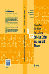 Self-Dual Codes and Invariant Theory by Gabriele Nebe