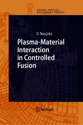 Plasma-Material Interaction in Controlled Fusion