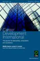 Middle Eastern careers in context