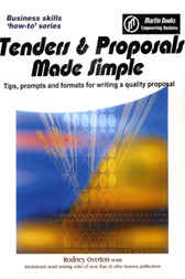 Tenders and Proposals Made Simple by Rodney Overton