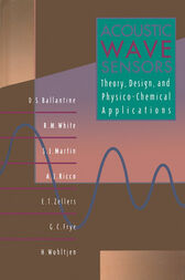 Acoustic Wave Sensors by Jr. Ballantine