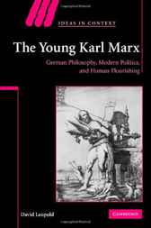 The Young Karl Marx by David Leopold