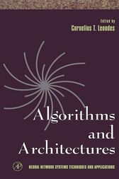 Algorithms and Architectures by Cornelius T. Leondes