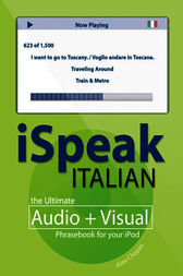 iSpeak Italian  (MP3 CD+ Guide)