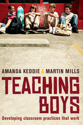 Teaching Boys by Amanda Keddie