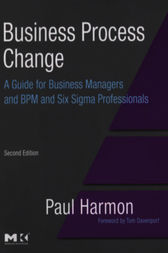 Business Process Change by Paul Harmon