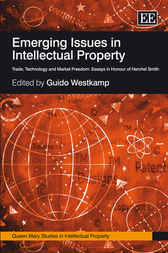 Emerging Issues in Intellectual Property by G. Westkamp