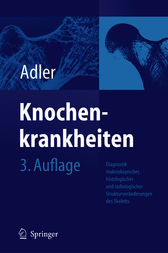 Knochenkrankheiten by Claus-Peter Adler