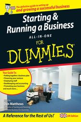 Starting and Running a Business All-in-One For Dummies by Dan Matthews