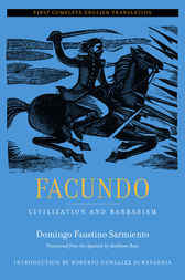 Facundo by Domingo Faustino Sarmiento