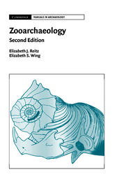 Zooarchaeology by Elizabeth J. Reitz
