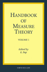 Handbook of Measure Theory