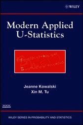 Modern Applied U-Statistics by Jeanne Kowalski
