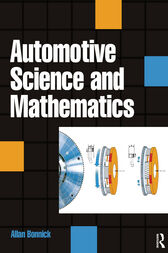 Automotive Science and Mathematics by Allan Bonnick