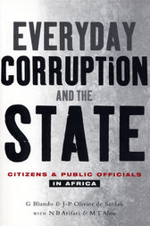 Everyday Corruption and the State by Giorgio Blundo