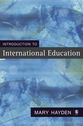 Introduction to International Education by Mary Hayden