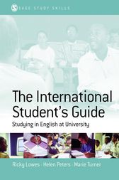 The International Student's Guide by Ricki Lowes