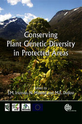 Conserving Plant Genetic Diversity in Protected Areas by J.M. Iriondo