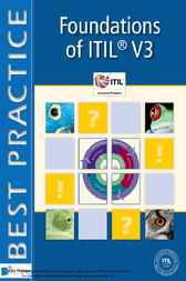 Foundations of IT Service Management based on ITIL V3 by Jan Van Bon