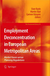 Employment Deconcentration in European Metropolitan Areas by Eran Razin