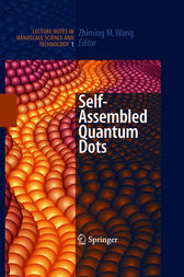 Self-Assembled Quantum Dots by Zhiming M Wang