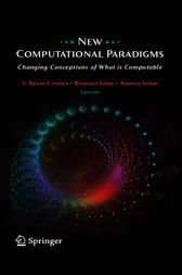 New Computational Paradigms by S. Barry Cooper