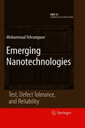 Emerging Nanotechnologies by Mohammad Tehranipoor