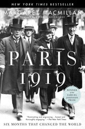 Paris 1919 by Margaret MacMillan