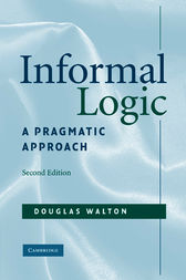 Informal Logic by Douglas Walton