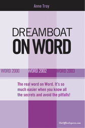 Dreamboat on Word by Anne Troy