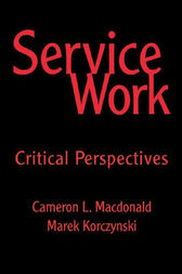 Service Work by Cameron MacDonald