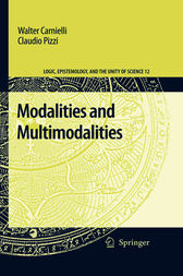 Modalities and Multimodalities by Walter A. Carnielli