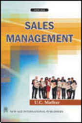 Sales Management by U.C. Mathur
