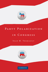 Party Polarization in Congress by Sean M. Theriault