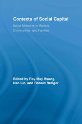 Contexts of Social Capital by Ray-May Hsung