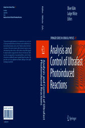 Analysis and Control of Ultrafast Photoinduced Reactions