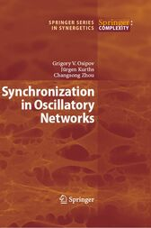 Synchronization in Oscillatory Networks by Grigory V. Osipov