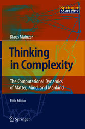 Thinking in Complexity by Klaus Mainzer