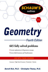 Schaum's Outline of Geometry, 4ed by Barnett Rich