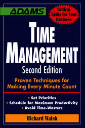 Time Management by Richard Walsh