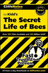 Kidd's The Secret Life of Bees by Susan Van Kirk