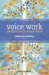 Voice Work by Christina Shewell