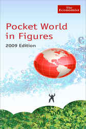 Pocket World in Figures 2009 by The Economist Newspaper Ltd